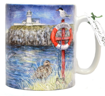 Mugs & Coasters-Dark Skies - Farne Islands