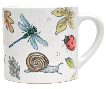 Child's Mug-Bugs
