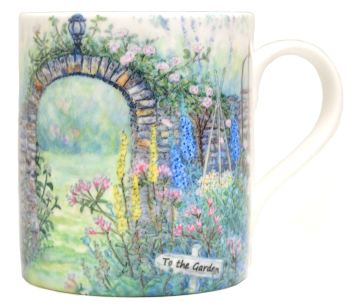 Mugs & Coasters-Rose Arch