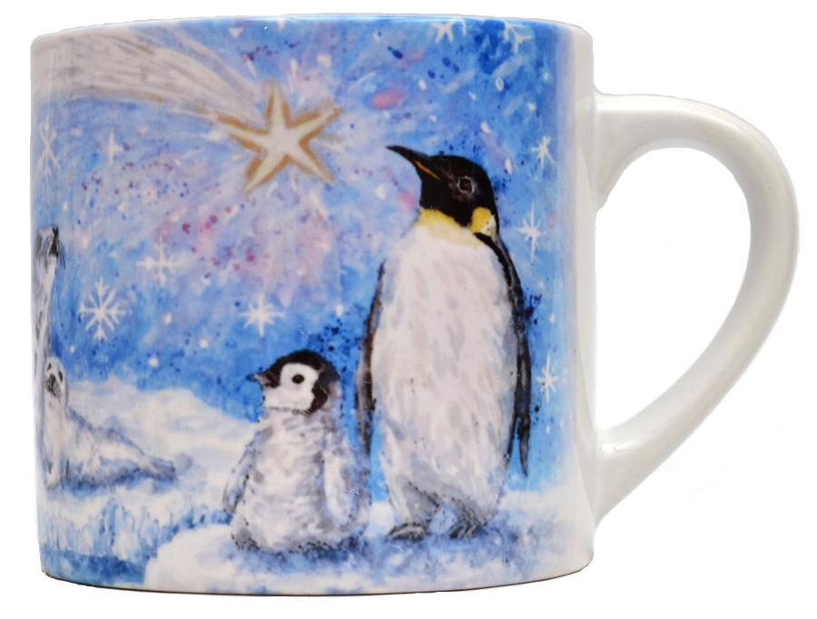 Christmas Mug- Christmas Mouse
