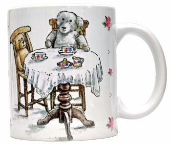 Mugs & Coasters- Teddies Teatime