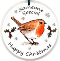 Bauble - Robin