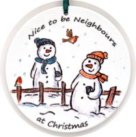 Bauble - Nice to be Neighbours