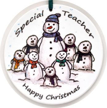 Bauble - Special Teacher