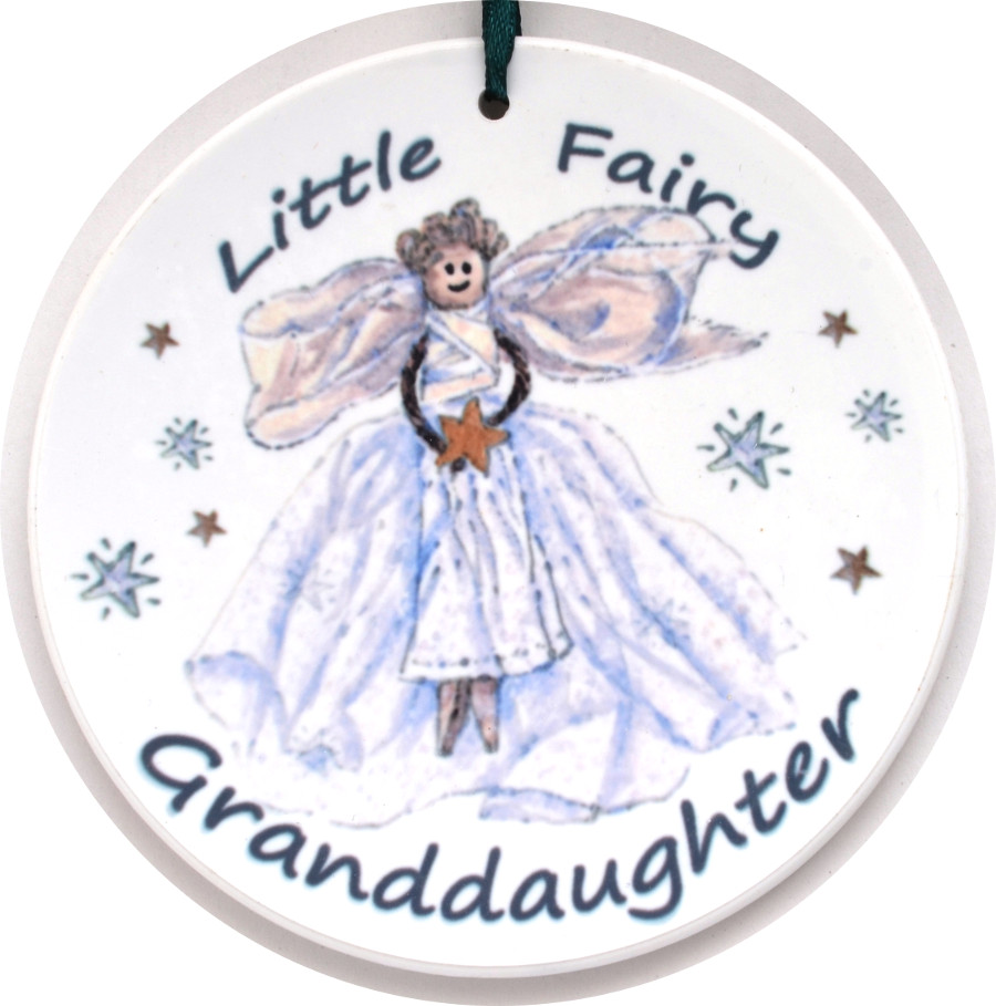 Bauble - Peg Fairy