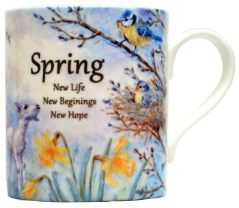 Mugs & Coasters - The Seasons - Spring