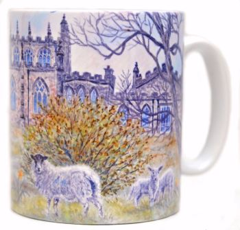 Mugs & Coasters-Bishop Auckland Castle