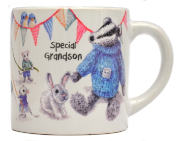 Child's Mug-Maypole Boy