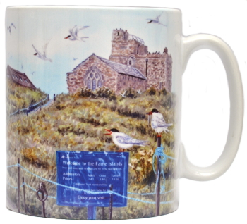 Mugs & Coasters-Farne Islands