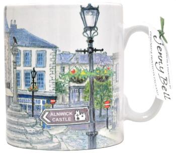 Mugs & Coasters-Alnwick Market Place