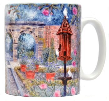 Mugs & Coasters-Alnwick Garden