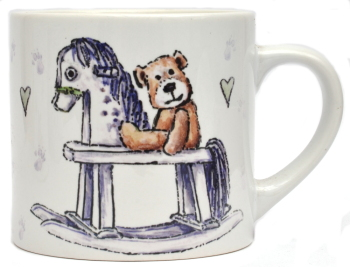 Child's Mug-Rocking Ted