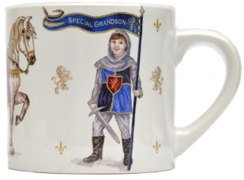Child's Mug-Knight