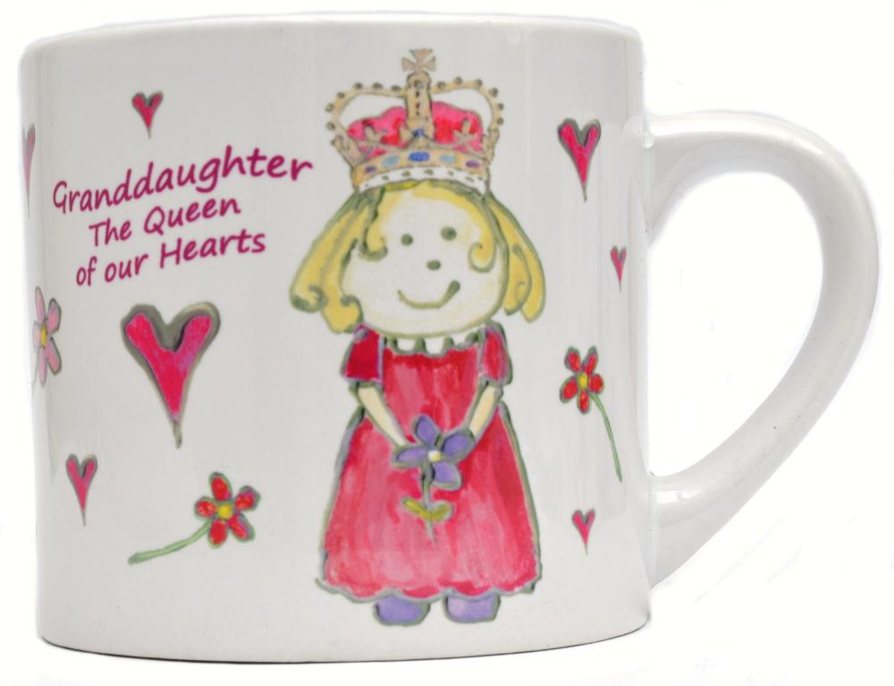 Childs Mug-Princess