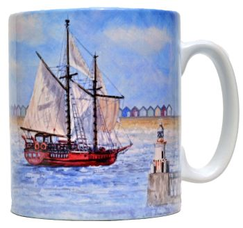 Mugs & Coasters - Tall Ships