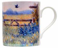 Mugs & Coasters-Overgrown Gate