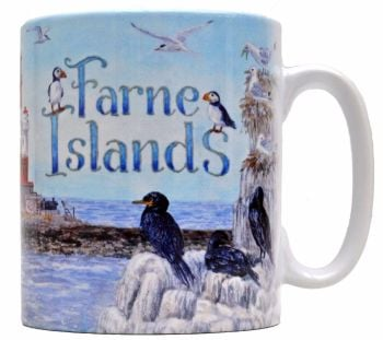 Mugs & Coasters-Farne Island Mix