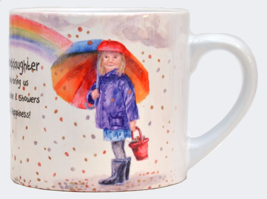 Childs Mug-What are little Girls made off?