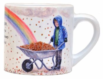 Child's Mug-Rainbow Boy