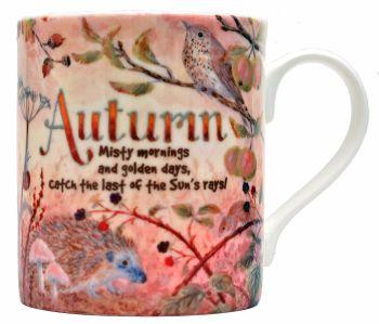 Mugs & Coasters- The Seasons - Autumn
