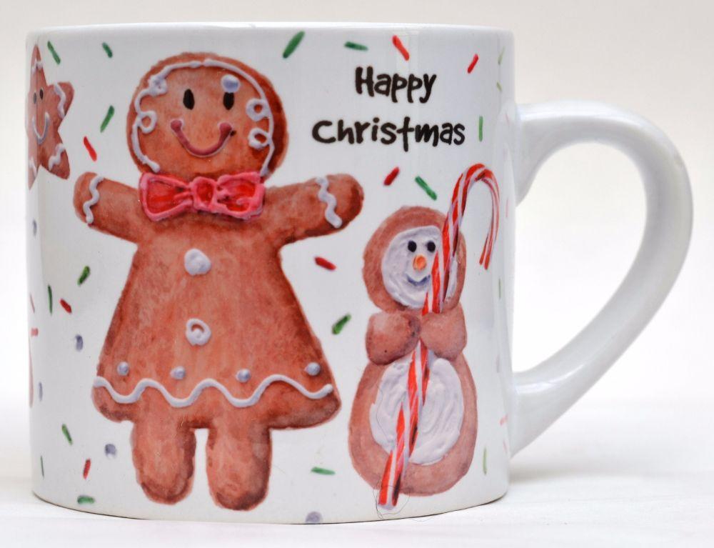 Child's Christmas Mug