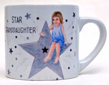 Child's Mug-Star Girl