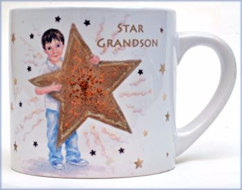 Child's Mug-Star Boy