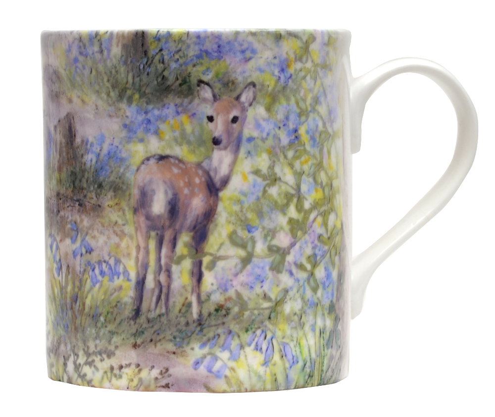 Mug or Coaster-Deer