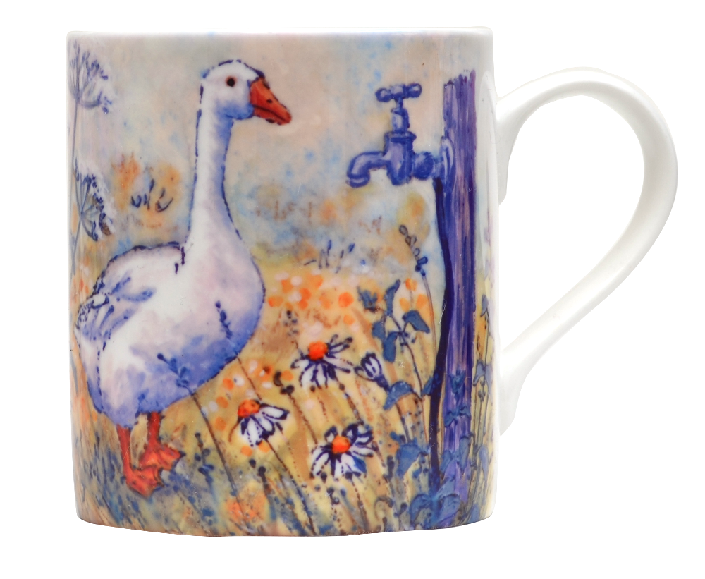 Mugs & Coasters-Geese