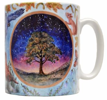 Mugs & Coasters - Dark Skies - Tree of Life