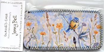 Glasses Case - Bluetit