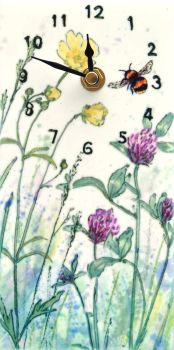 Wall Clock - Clover