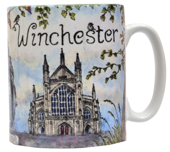 Mugs & Coasters-Winchester Mix