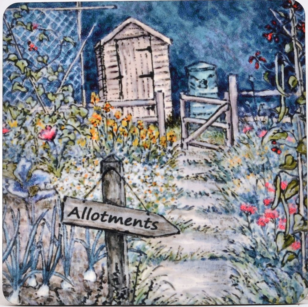 Mug-Allotment