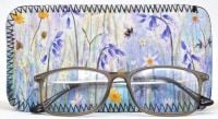 Glasses Case - Bluebells
