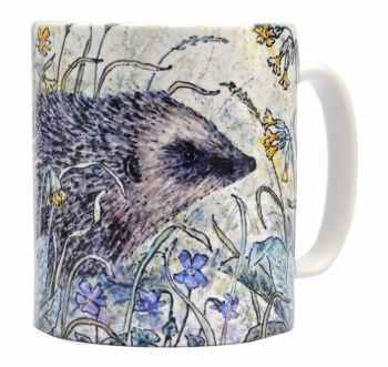 Mug or Coaster-Hedgehog