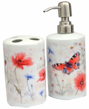 Bathroom Set - Poppy Mix