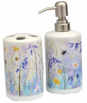 Bathroom Set - Bluebell Mix