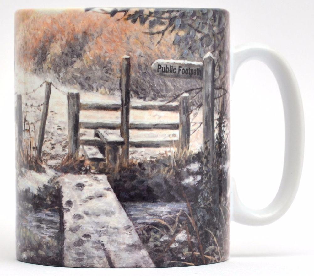 Mug-Over the Stream