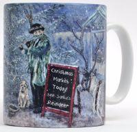 Mugs & Coasters-Christmas Market