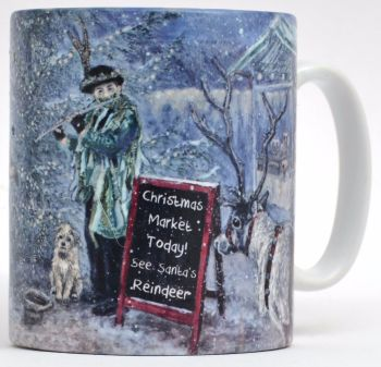 Mugs & Coasters-Christmas Market