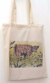 Bag - Highland Cow
