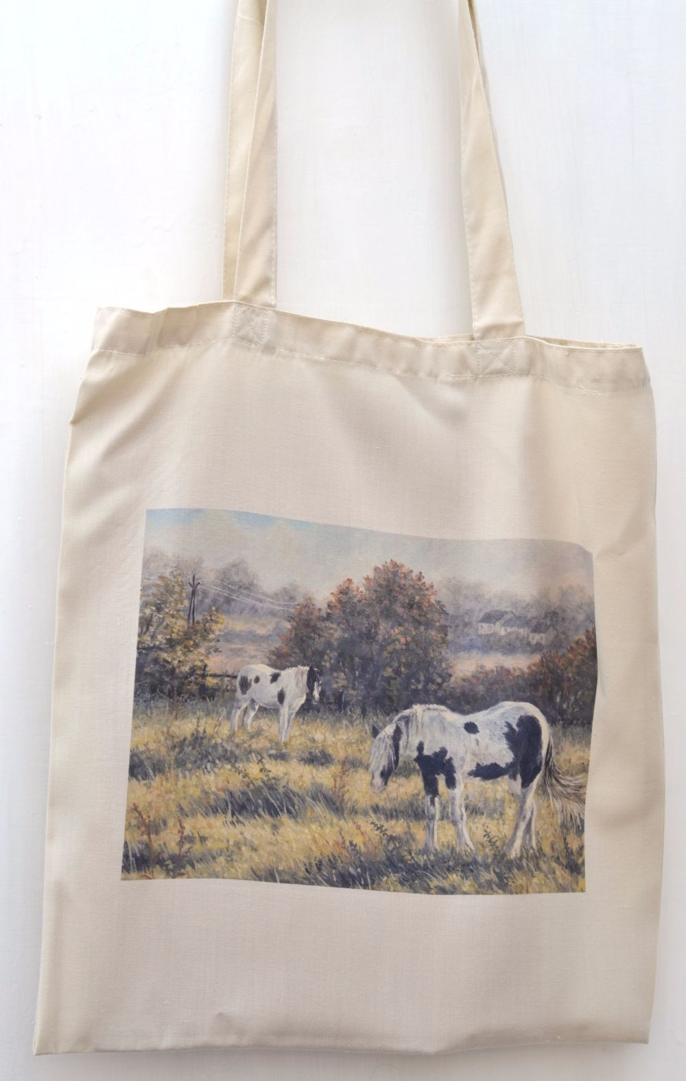 Bag - Autumn Horses