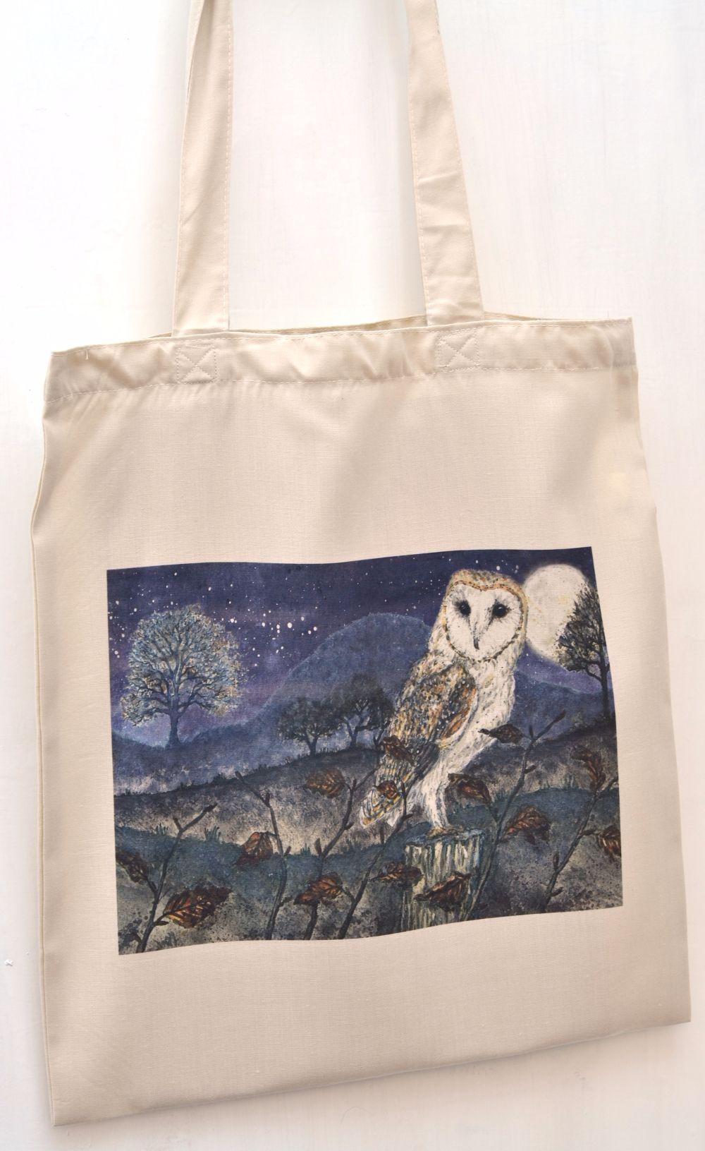 Bag - Owl