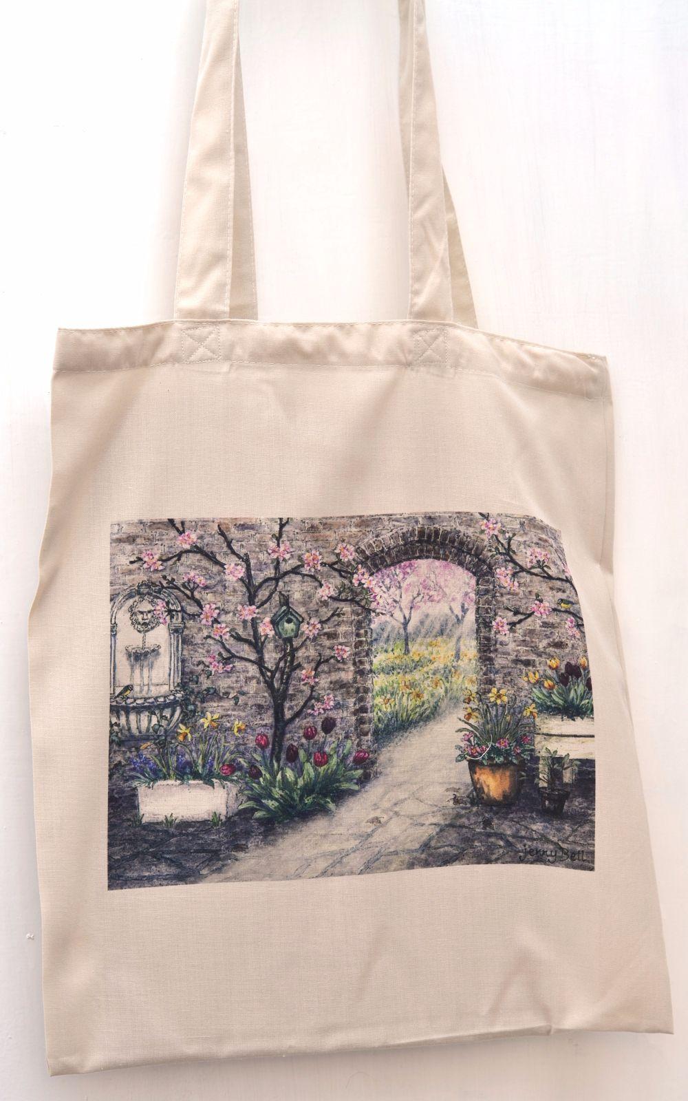 Bag - Walled Garden