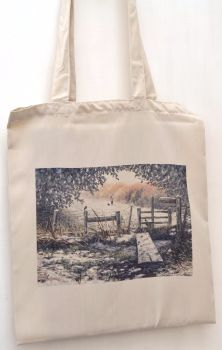 Bag - Over the Stream - Winter