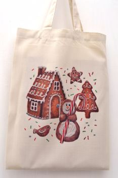 Bag - Gingerbread