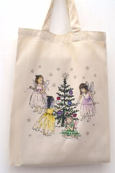Bag - Fairy Christmas