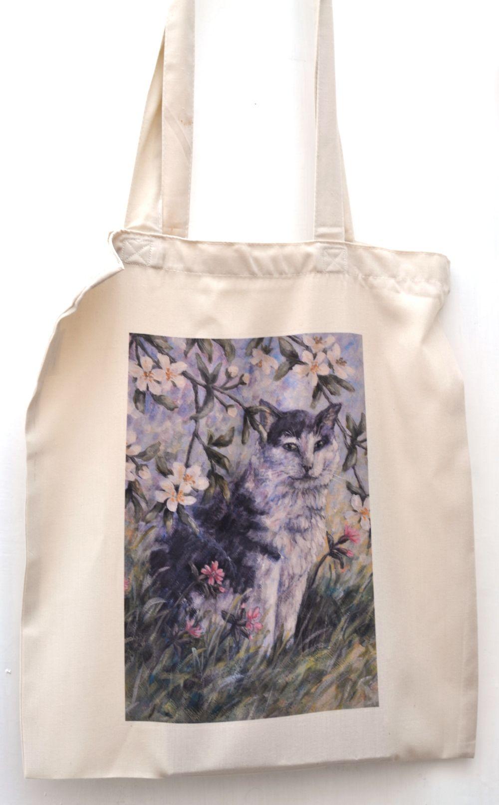 Bag - Beneath the Blossom