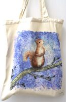 Bag - Star Squirrel